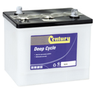 Deep cycle Battery - Century 12A discounted cost price $149.00 save $20.00