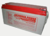 Absorbed Power 150 Amp Hour 12 Volt AGM Battery - GT12-150C 150AH Price $479.00