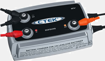 CTEK D250S DC-DC Battery to Battery Charger Discounted Price $365.75 (Normally $475.00) The Best Auxiliary Battery Charging Solution